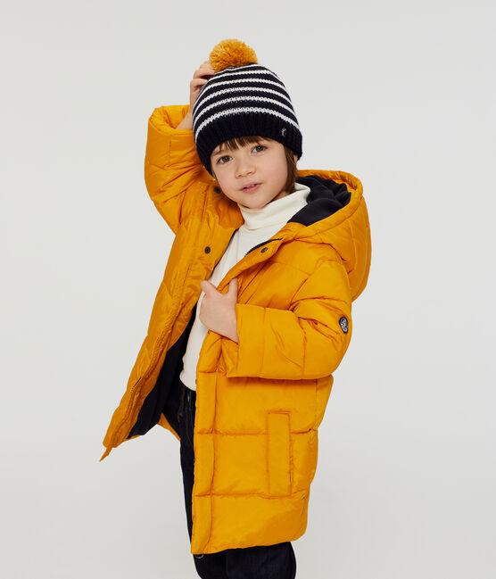 Donsjack kinderen geel Boudor