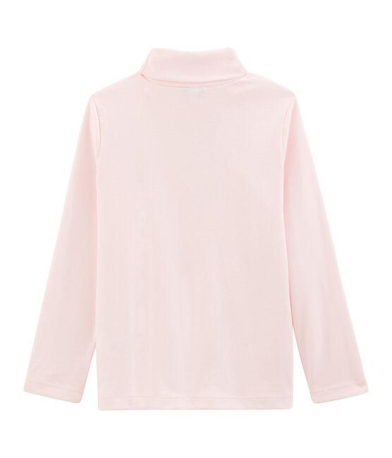 Sous-pull enfant mixte rose Vienne