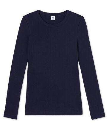 dames tee-shirtmet lange mouwen