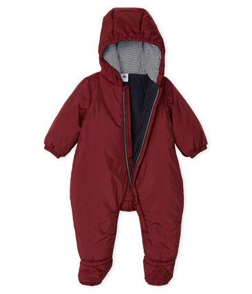 Combipilote bébé mixte rouge Ogre
