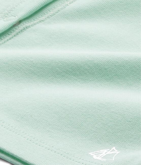 Cardigan fille vert Amandelium