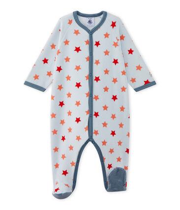 Pyjama met sterrenprint voor babyjongens