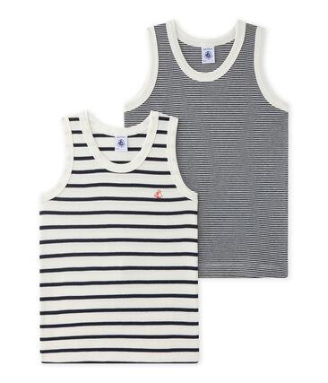 Twee jongenshemdjes