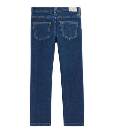Denim jongensbroek