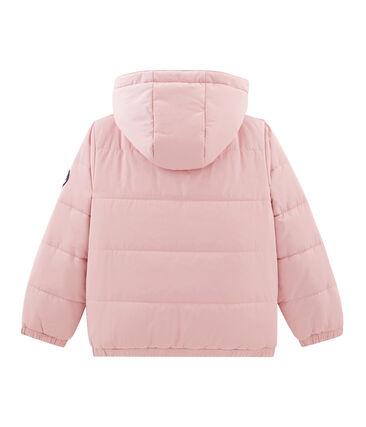 Donsjack gemixt roze Charme