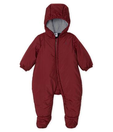 Pilootpakje baby gemixt rood Ogre