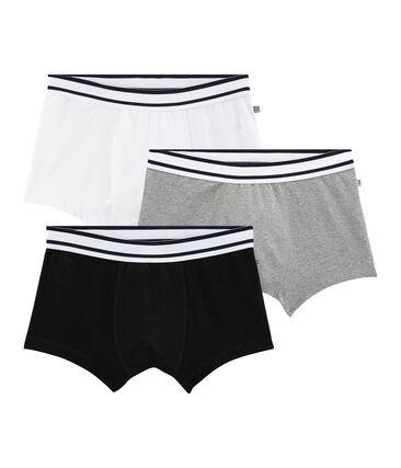 Set van 3 boxershorts voor heren