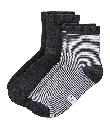 Set middelhoge sokjes vrouwen set .