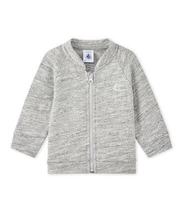 Gevlamd vest voor babyjongens