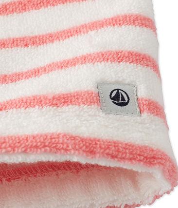 Kinderbadjas van badstof