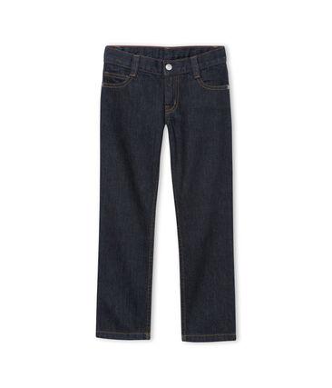 Pantalon enfant garçon bleu Jean
