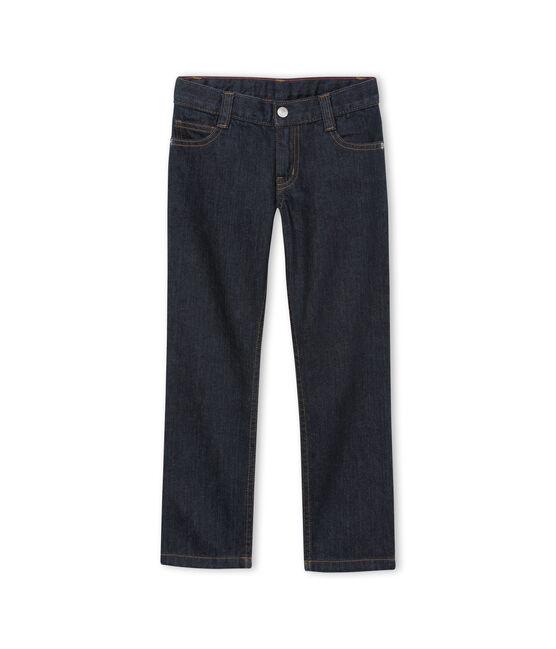 Jongensbroek blauw Jean