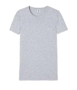 Dames-t-shirt met korte mouwen en ronde hals