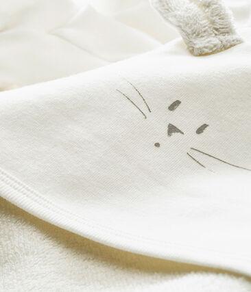 Coffret carré de bain et chaussons bébé mixte