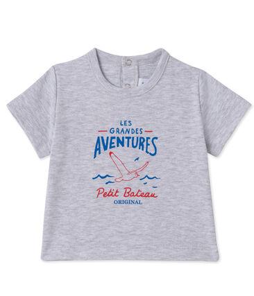 T-shirt bébé garçon sérigraphié