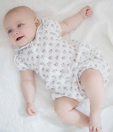 Korte playsuit voor babymeisjes