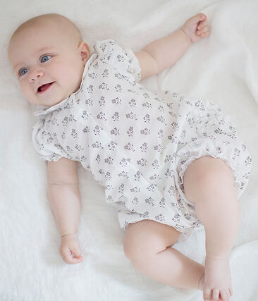 Combicourt bébé fille