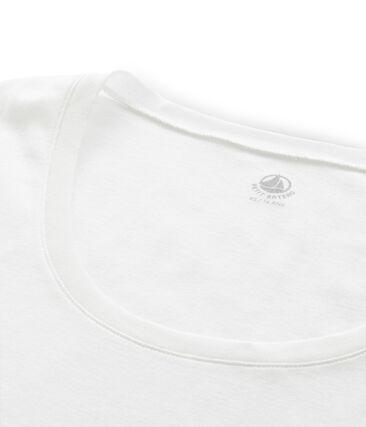 Tee-shirt manches longues femme en coton léger