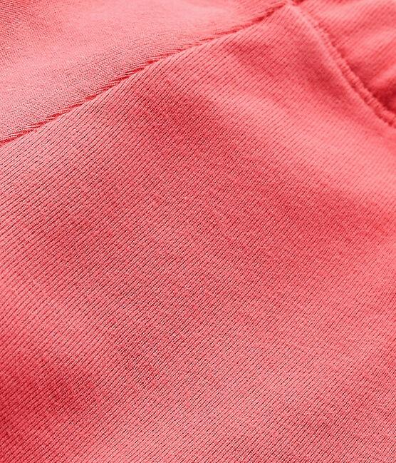 Omkeerbare broek voor babyjongens roze Gloss