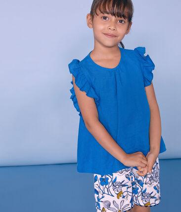 Bermuda enfant fille