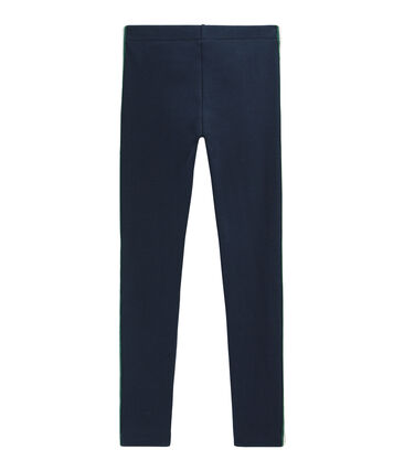 Meisjesjegging blauw Smoking