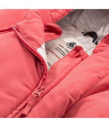 Pilootpakje van microvezel voor baby's roze Cosmetique