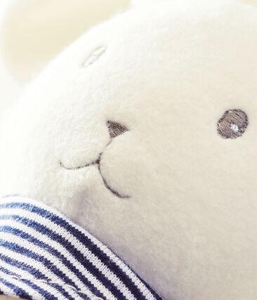 Konijnknuffel met muziek wit Marshmallow