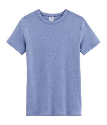 Iconisch damesshirt blauw Captain Chine