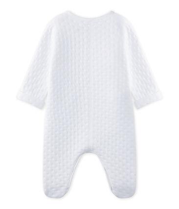Dors-bien bébé mixte en tubique matelassé