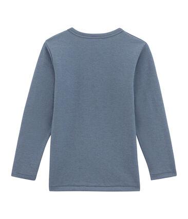 tee-shirt manches longues petit garçon