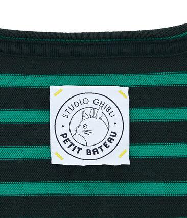 Uniseks marinetruitje groen Sherwood / groen Pivert
