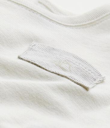 Effen T-shirt voor babyjongens
