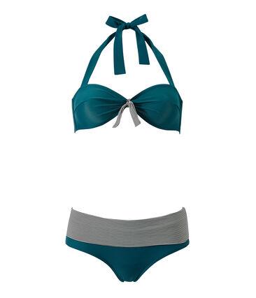 Bikini met slip