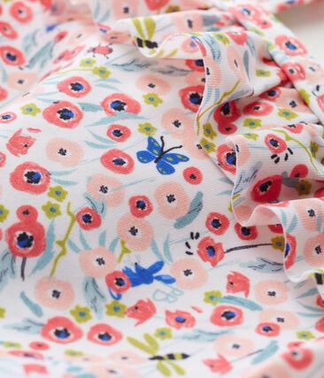 Badpak met print voor babymeisjes