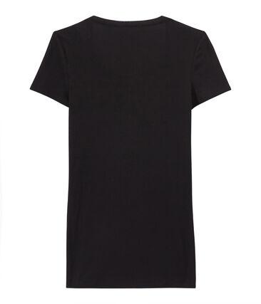 T-shirt femme en coton léger