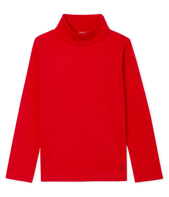 Sous-pull kinderen gemixt rood Terkuit