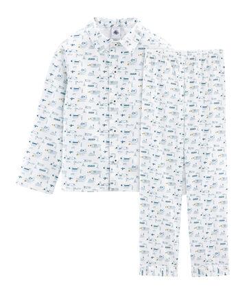 Pyjama petit garçon en toile