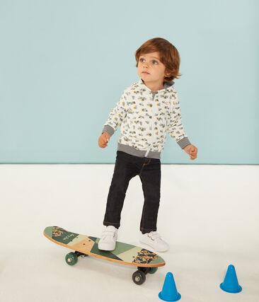 Slim broek van spijkerstof voor baby's