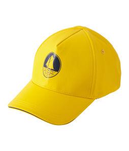 Casquette mixte jaune Jaune