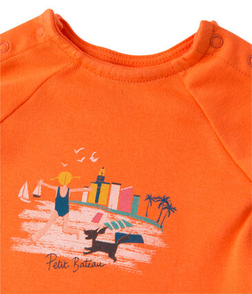 Ensemble bébé fille short et t-shirt