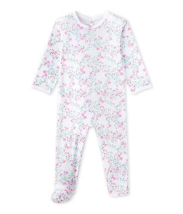Pyjama met dessin voor babymeisjes