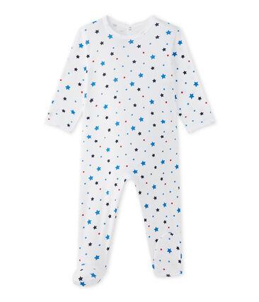 Pyjama met sterren voor babyjongens