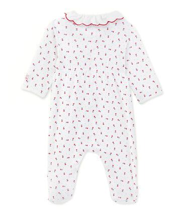 Pyjama met print voor babymeisjes