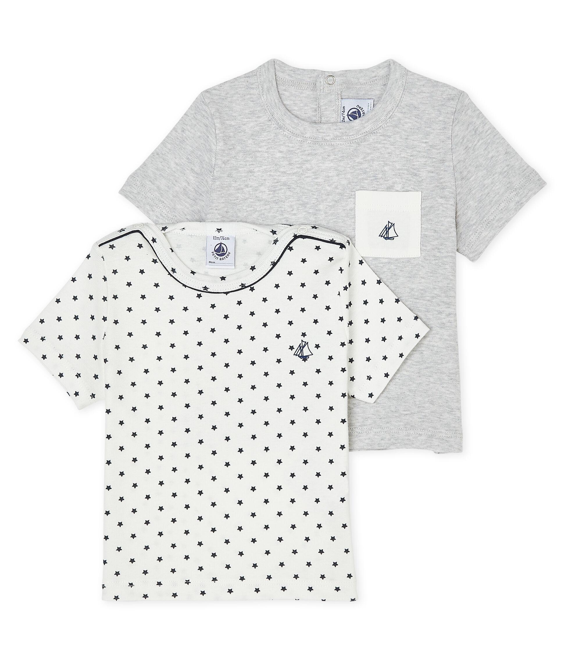 Shirt B/éb/é gar/çon Petit Bateau T