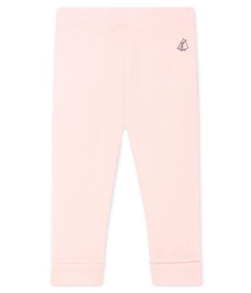 Legging babymeisje roze Fleur