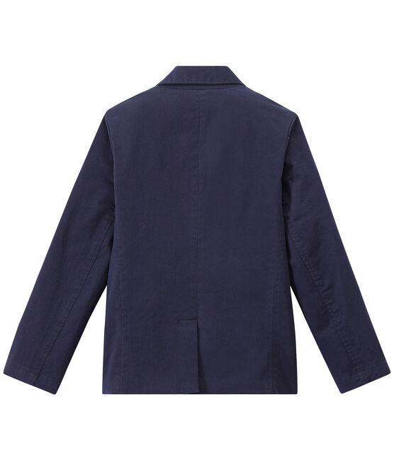 Veste enfant garçon bleu Smoking