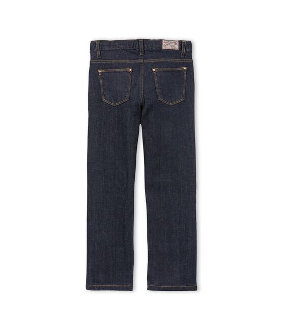 Broek van denim voor meisjes blauw Jean