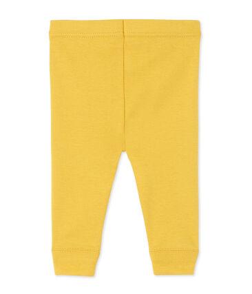 Legging voor babymeisjes geel Ocre