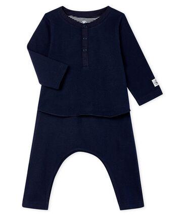 Uniseks ensemble van 2 delen voor baby's