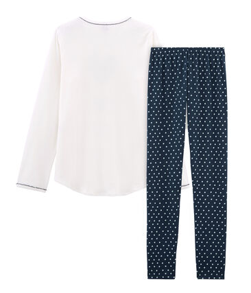Pyjama fille en côte